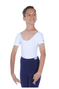 Ballet danse justaucorps coton sans manches rouge rose bleu noir blanc rad style