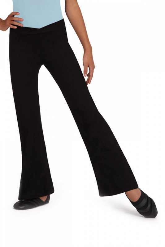 Pour De Central Capezio Dancewear Pantalon Fille Jazz q8wRRpB