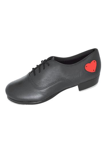 Ladies  Heart Tap Shoes. Noir · So Danca Chaussures de Claquettes Coeur  Femmes 8b013ed8b1fb