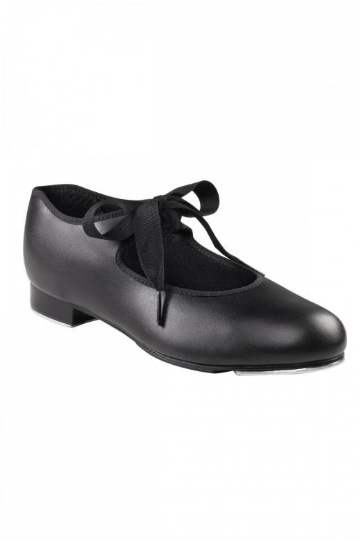 chaussures de claquettes tyette de capezio en forme large dancewear central. Black Bedroom Furniture Sets. Home Design Ideas