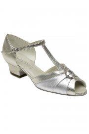 Garnet - Chaussures de danse à talons bas