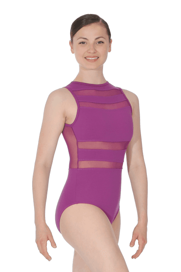 Tank Style Leotard. Violet · Basilica Justaucorps de danse Ramona c631a49b32a