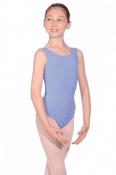 Roch Valley Dance Justaucorps et Ceinture Cjune Ballet Coton//Lycra RAD Exam Aqua Bleu Marine